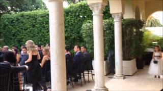 The Italian / Jewish Wedding of Christa and Frank
