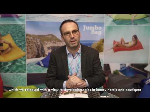 Interview Piscine Global Europe 2016 - Pierre Coreggi - Jumbo Bag