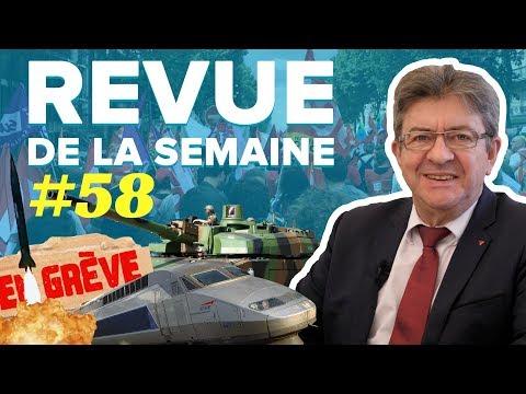 #RDLS58 : GRÈVE, MARCHE, SERVICE PUBLIC, FRANCOPHONIE, DÉFENSE, CYBERGUERRE