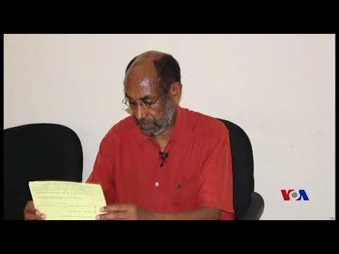 """Prof. Cabdi Samatar """"Tukaraq iskuma hayaan dadka Somaliland iyo Puntland"""""""