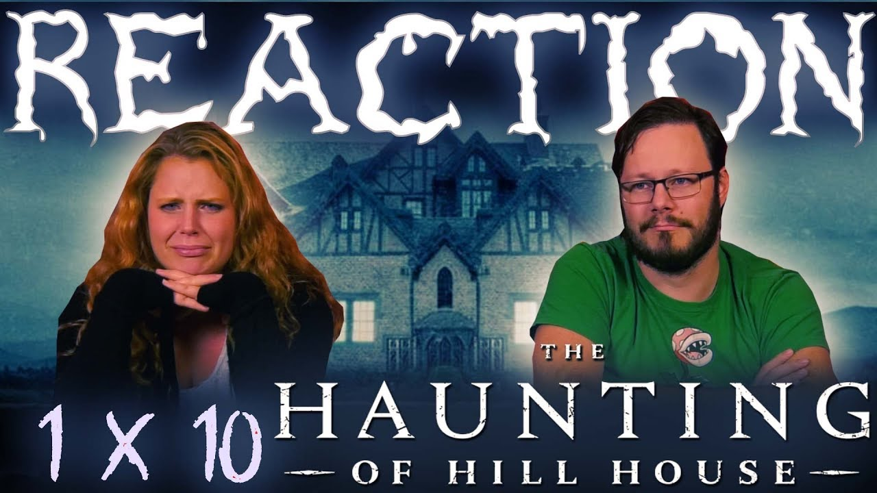 """Download The Haunting of Hill House 1x10 FINALE REACTION!! """"Silence Lay Steadily"""""""