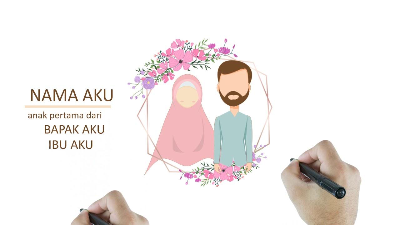 Coba Lihat Video Ucapan Selamat Pernikahan Gokil Ini Jadi Pengen Menikah Lagi Hehehehe Youtube