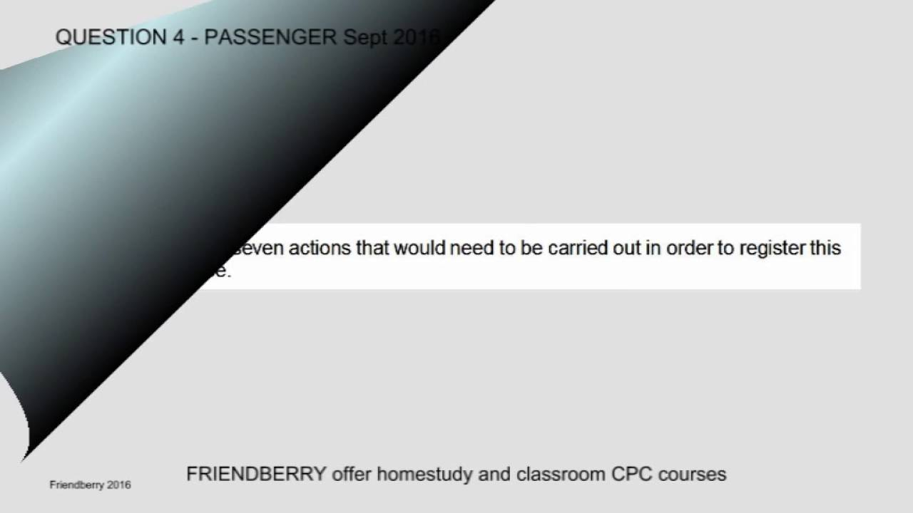 cpc passenger transport | eBay