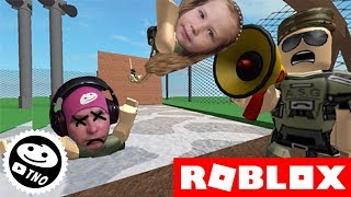 MILITARY JUMPING-Army Training Obby   Roblox   Daddy and Barunka CZ/SK