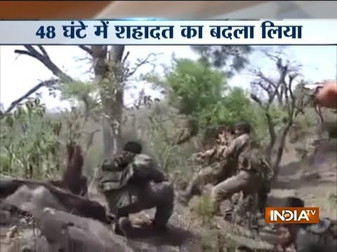 J&K: Indian security forces kill 3 Pakistani army soldiers along LoC at Rakhchikri