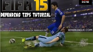 FIFA 15 Defending Tips Tutorial (Basics)