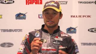 New Storm Arashi Silent Square Bill with Brandon Palaniuk | ICAST 2013