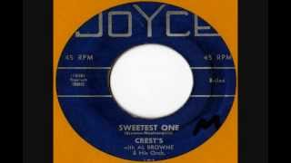 The Crests - Sweetest One (1957)