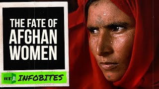 How did Afghan women gain and lose rights before and after the Taliban? | InfoBites