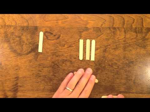 Chinese Counting Rod Numerals -- Multiplication
