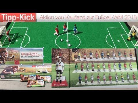 tipp kick aktion von kaufland zur fu ball wm 2018 youtube