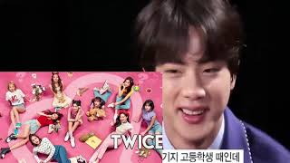 BTS reaction To  Twice VS Blackpink PART 2   FUNNY MOMENTS