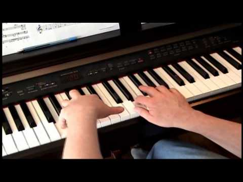 Fawlty Towers - Theme - Piano
