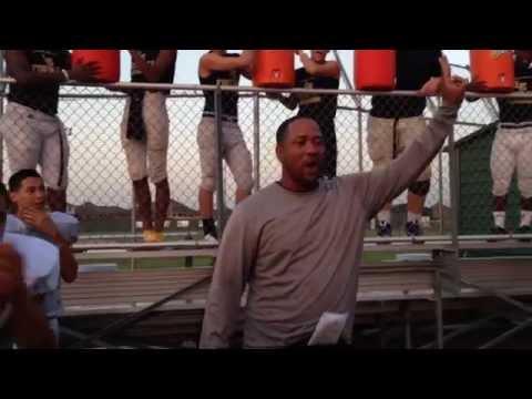 Kendrick Brown Ice Bucket Challenge