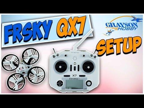 ET125 & Qx7 NO BETAFLIGHT - Setup the Best Entry FPV Racing Drone
