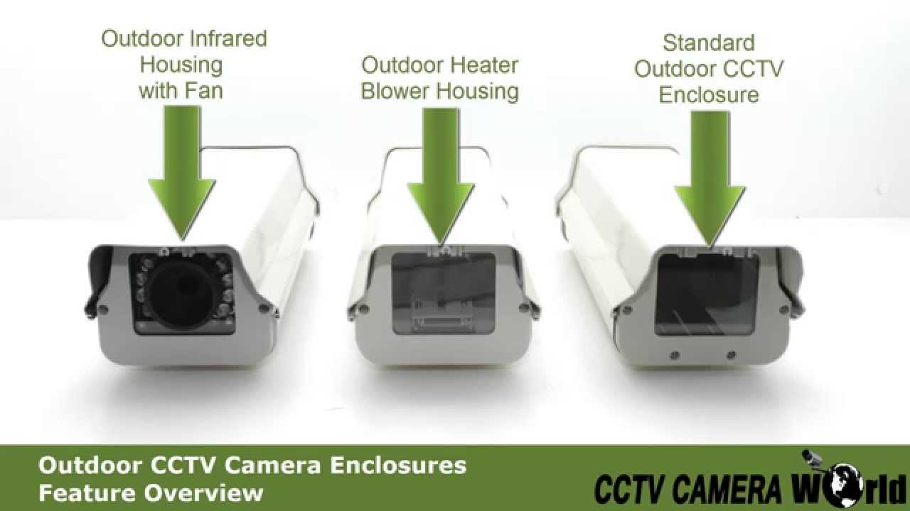 Outdoor Security Camera Housings Cctv World