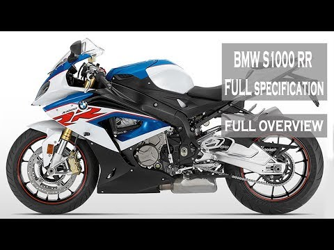 BMW S1000RR Full specification and overview