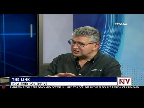 NTV THE LINK: How small and medium enterprises can thrive