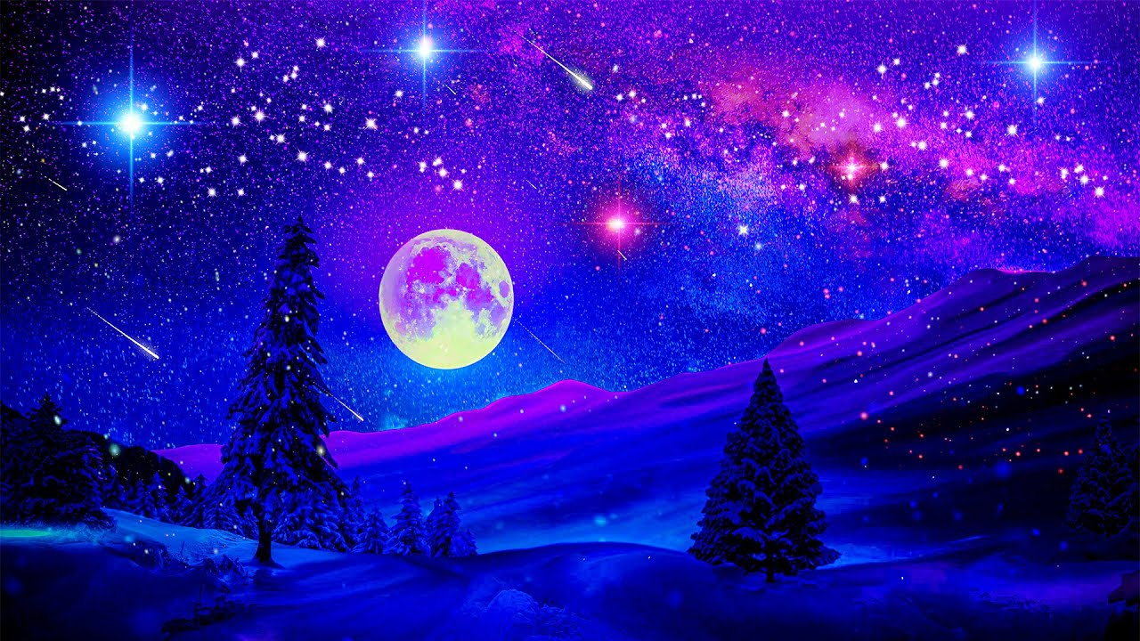 Good Night Music 💕 Tranquil Sleep Music | Calm Deep Sleeping 432Hz | Delta Waves | Calming Music