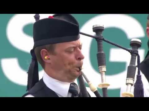 Boghall and Bathgate | Medley @ 2017 World Pipe Band Championships