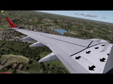 Helsinki - Pariisi · Boeing 737 · FSX:SE