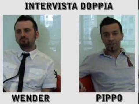 Wender In Consolle.Intervista Doppia Wender Pippo Palmieri Parte 2
