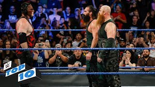 Download Video Top 10 SmackDown LIVE moments: WWE Top 10, June 19, 2018 MP3 3GP MP4