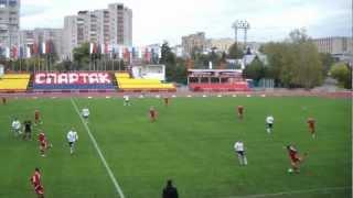 13 тур гол А. Зяблова