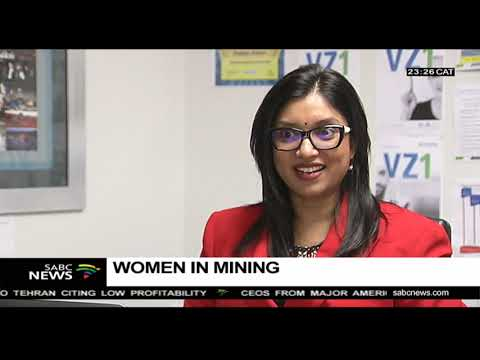 Women In The Mining Industry With Deshnee Naidoo