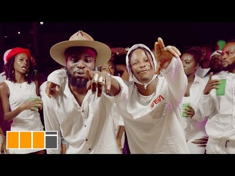 Kelvyn Boy - Yawa No Dey Ft.  M.anifest (Official Video)