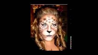 Удивительная сила макияжа!!!