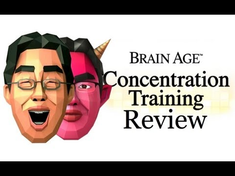 Brain Age: Concentration Training Review