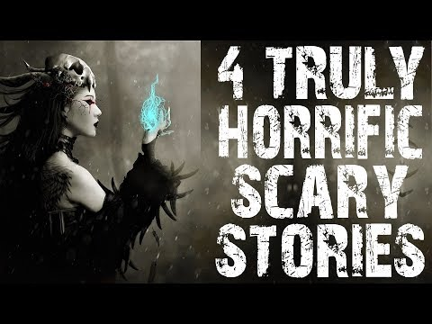 4 TRULY HORRIFYING Scary Stories To Fuel Your Nightmares (Scary Stories) | Creepypasta Collection 10