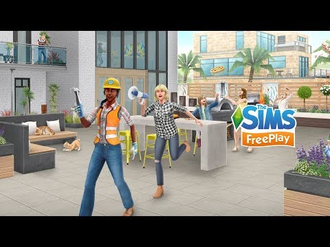 telecharger sims free play hack