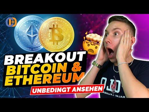 BREAKOUT in den nächsten Stunden | Bitcoin & Ethereum Analyse