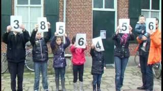 Sponsorloop voor broeder Gerard in Steenbergen e.o.