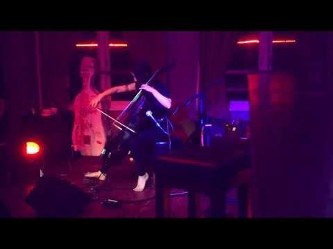 Julia Kent live at Odessa Club, Dublin