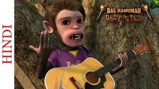 Bal Hanuman - Return of the Demon - The Croc's Trick - Funny kids Animated Scene