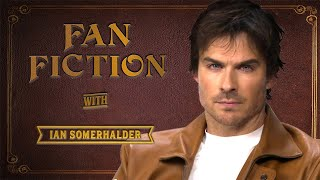 Ian Somerhalder Reads Thirsty Fan Fiction | V Wars | Netflix