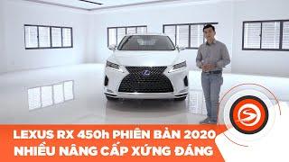 Đánh giá Lexus RX 450h 2020 với nhiều nâng cấp xứng đáng | Otosaigon