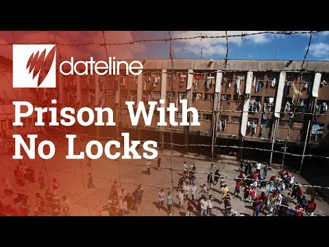 Inside the Brazilian prison run by the inmates