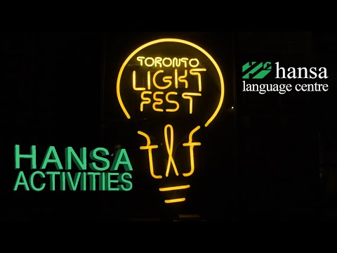 What to see at the Toronto Light Festival