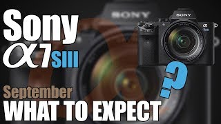 Sony A7SIII What To Expect For This Summers Sony A7 Release