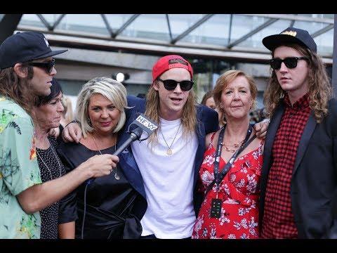 HEAVY TV does the ARIA Awards 2017