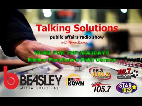 Talking Solutions - Home for the Holidays 2016