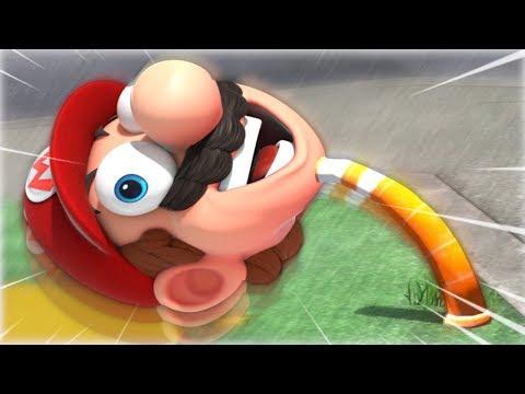 Super Mario Odyssey but its a bad Top 5 List