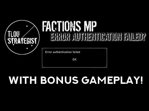 Error Authentication Failure? +Bonus Gameplay | The Last Of Us Online Multiplayer
