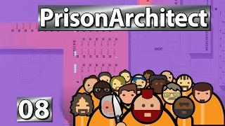 Meine warmen Jungs ► Prison Architect S2 #8