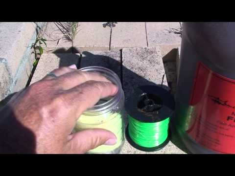 How To Make A Fish Attractor YouTube Video Inexpensive Homemade Fish Attractor DIY