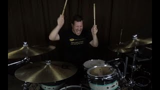 �������� ���� Asking Alexandria - Into The Fire - (Drum Cover) ������